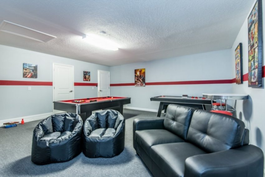 #27 Game room