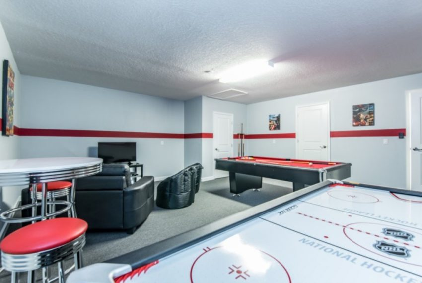 #28 Game room