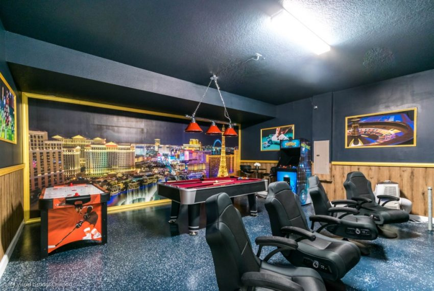 #34 Game room