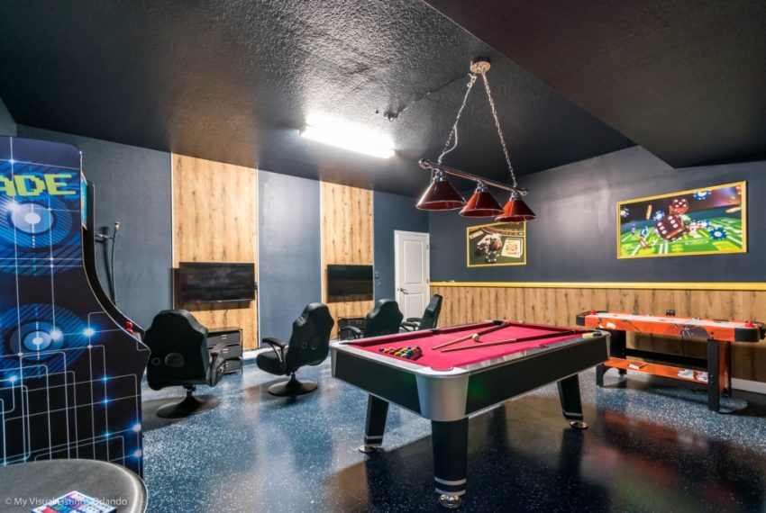 #35 Game room